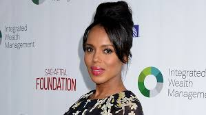 kerry washington hair pin up kerry washington honored by costume designers guild variety
