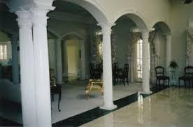 interior pillars interior columns interior fiberglass wood columns melton