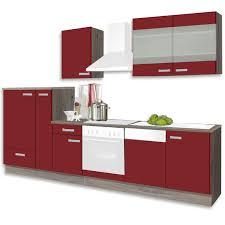 K Henzeile L Form G Stig Küchenzeile U0026 Küchenblock Mit Und Ohne E Geräte Günstig Online