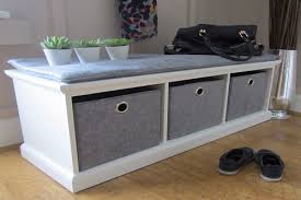 Cushioned Storage Bench Cushioned Storage Bench Bonners Furniture