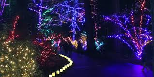 Zoo Light Portland by Festival Is Fun In The Rain The National Sanctuary Of Our