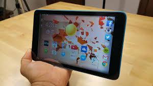 alcatel onetouch pixi 8 review completo en español youtube