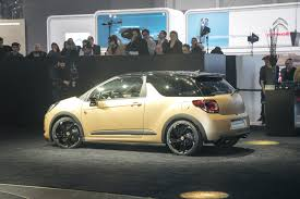 gold glitter car 2016 ds 3 prices and specification revealed autocar