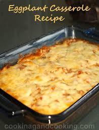et cuisine casseroles eggplant casserole veggies aubergines entrée et