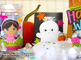monday with doodlebug treat bags for