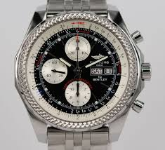 bentley breitling diamond new breitling for bentley gt diamond black dial