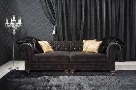 Chesterfield Black Sofa Black Chesterfield Sofa 32 With Black Chesterfield Sofa