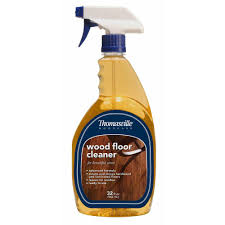 How To Clean Hardwood Laminate Flooring Thomasville 32 Oz Wood Floor Cleaner 100018t The Home Depot