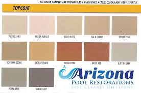 chart deck paint color chart