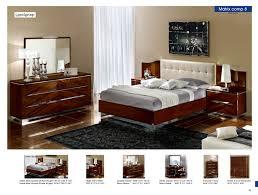 Italian Modern Bedroom Furniture 30 Matrix Composition 8 W White Headboard Camelgroup Italy