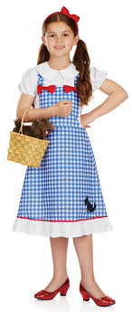 dorothy costume dorothy fancy dress fairytale world book day week childrens