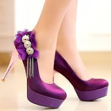 wedding shoes purple some best bridal high heel collection your beauty