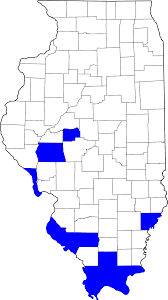 Maps Of Illinois by List Of Illinois Townships Wikipedia