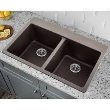 granite kitchen sinks you u0027ll love wayfair