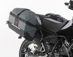 sw motech bags connection dakar waterproof soft saddlebags