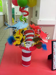 dr seuss centerpieces dr seuss baby shower party ideas centerpieces birthdays and babies