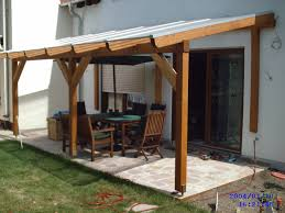 wood car porch easy timber patios canopy google search идеи для дома