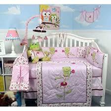 Frog Crib Bedding Soho Emily The Frog Crib Nursery Bedding Set Walmart