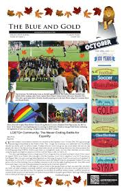 All 50 Flags October 2015 By The Blue And Gold Issuu