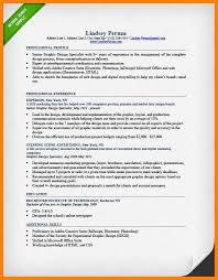 7 graphics designer cv sample applicationleter com