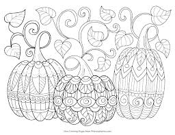 coloring page of fall coloring page fall autumn harvest coloring pages moon sheets fall
