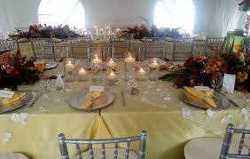 table and chair rentals ta lyndsey s linen