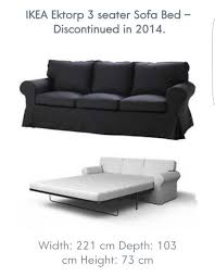 ikea discontinued items list 250chf 3 seater sofa bed ektorp ikea discontinued zürich