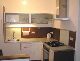 astounding design ideas of modular small kitchen with round shape