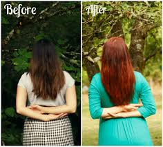 how to dye dark brown hair red without pre bleaching www