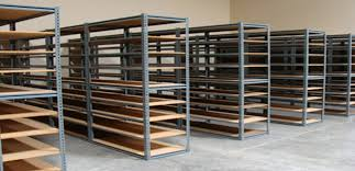 Liquor Store Shelving by Backroom Storage Shelving Low Cost Boltless Wide Span Metal