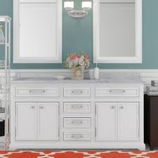 60 Inch Bathroom Vanity Double Sink double vanities you u0027ll love wayfair