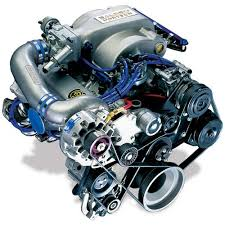 95 mustang engine 94 95 mustang 351w supercharging system v 2 si trim polished
