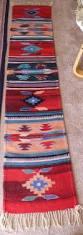 cool southwestern runner rugs modern decoration cabin home