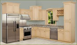 Pre Made Kitchen Islands Walnut Wood Chestnut Madison Door Pre Made Kitchen Cabinets