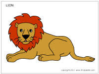 lion printable templates u0026 coloring pages firstpalette