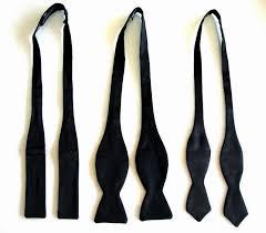 types of bow ties u2013 9tailors blog
