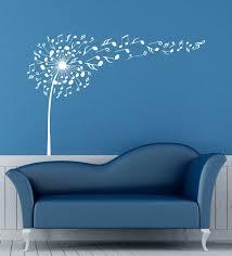 Amazon Com Dandelion Wall Decals by Music Wall Decal Vinyl Sticker Dandelion Music Notes Studio