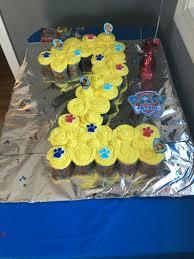 paw patrol cupcake cake creations paw patrol
