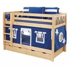 Castle Bunk Beds For Girls  Boys Castle Bunk Bed Options - Low bunk beds