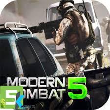 modern combat 5 apk modern combat 5 esports fps v2 7 2a apk mod data
