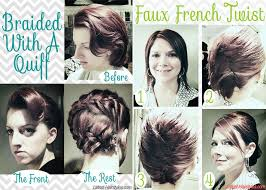 step by step braid short hair 10 fabulous hair tutorials for short hair