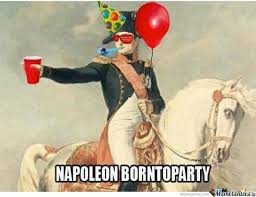 Red Solo Cup Meme - napoleon s ruthless career advice napoleon meme and nerd memes