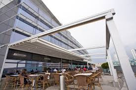 suntech u2013 motorised retractable pergolas windsor blinds