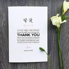 sles of wedding programs say thanks for wedding invitation wedding invitation ideas