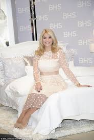 Women In Bed With Another Woman Holly Willoughby Launches For The Home Range Of Bed Linen For Bhs