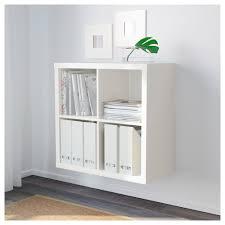kallax shelf unit white ikea