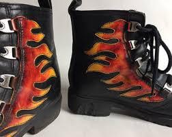 harley davidson womens boots nz harley davidson boot etsy