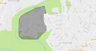 Greenbelt Austin Map by Barton Hills Neighborhood Austin Tx Real Estate Homes And