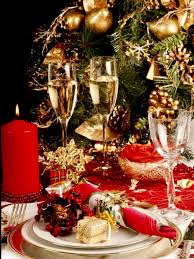 Xmas Table Decorations by Top 150 Christmas Tables 2 5 U2014 Style Estate