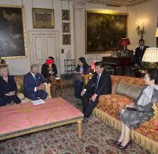 Clarence House London by Xi Jinping In Großbritannien Wie Unangenehm Kann Ein Staatsbesuch